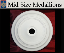 Imperial Mid Sized Medallions