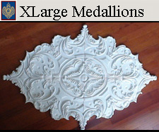 Imperial Extra Large Sized Medallions
